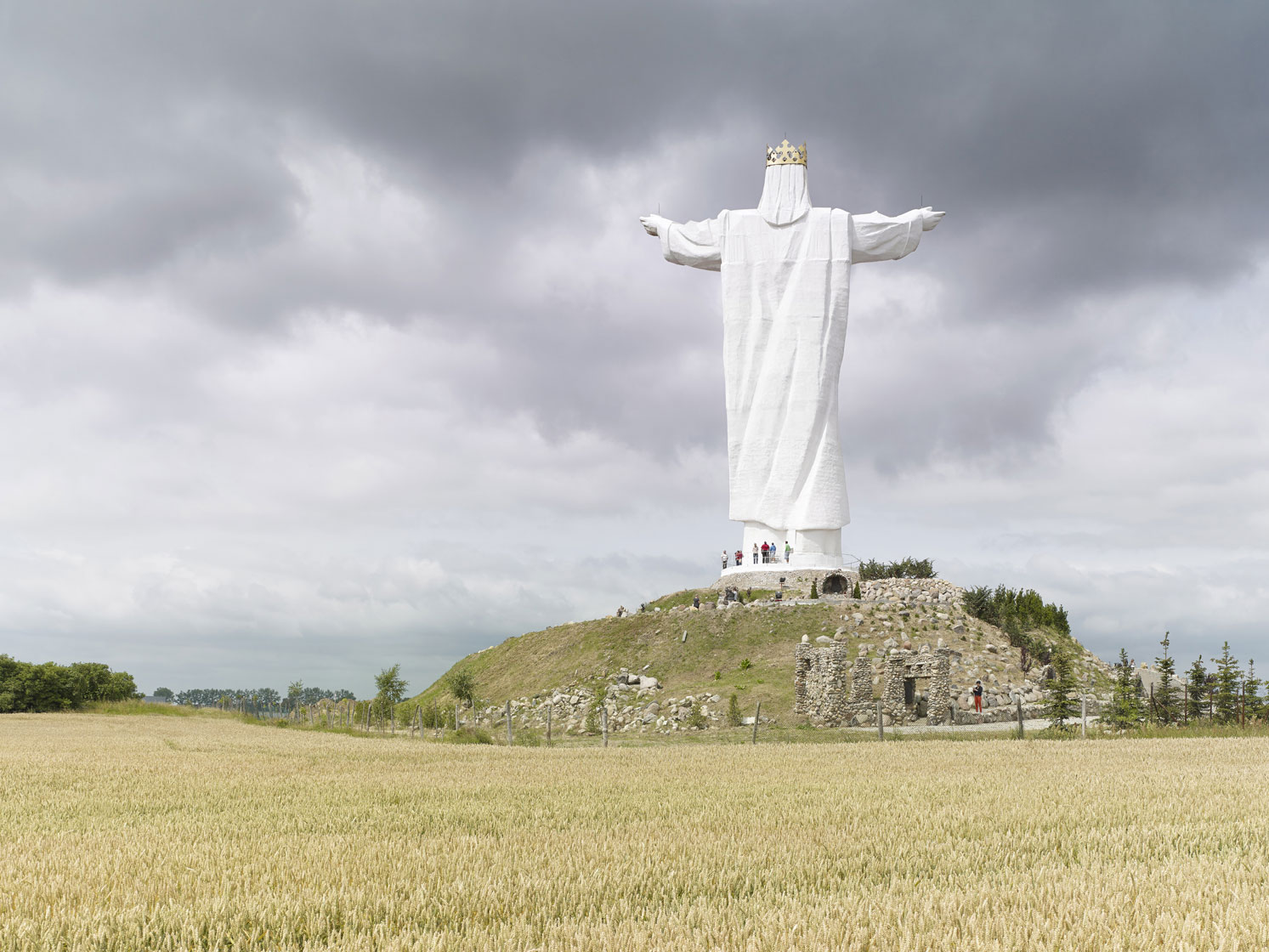 Christ the King, 36 m (120 ft), 2010 - Świebodzin, Poland