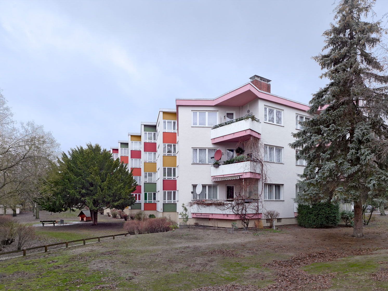 Siemensstadt Housing Estate, 1929-34 - Berlin, Germany