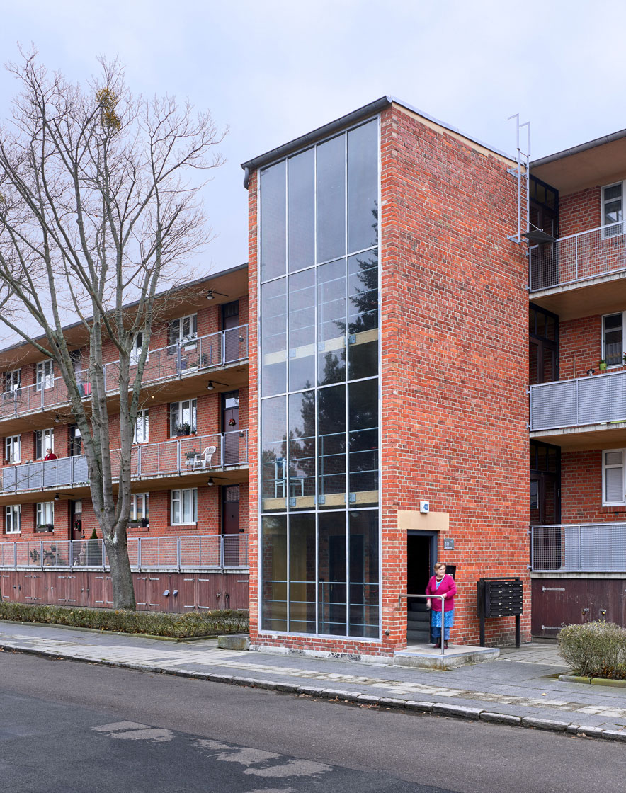 Törten Housing Estate - Walter Gropius, Hannes Meyer, 1926-28 - Dessau, Germany