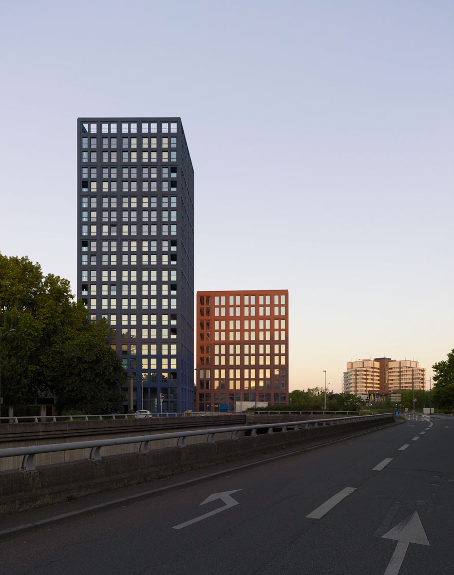 LAN Architecture & TOA Architects - Strasbourg, France